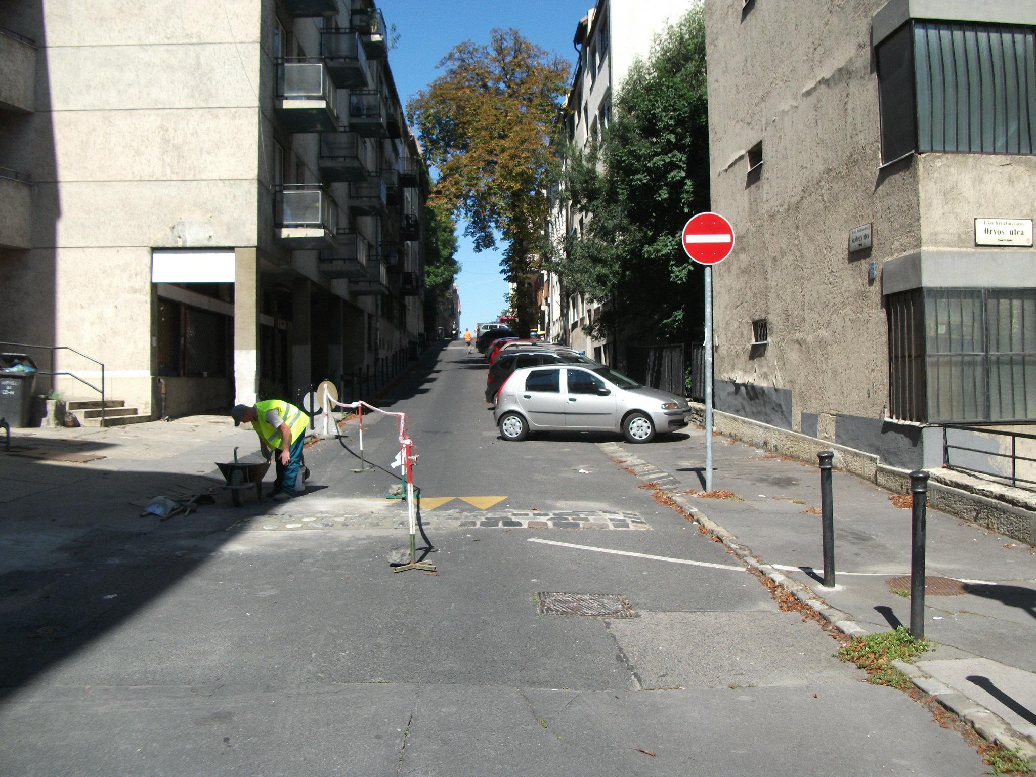 Naphegy utca