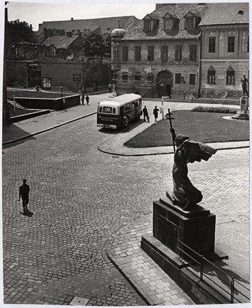 Bécsi kapu tér