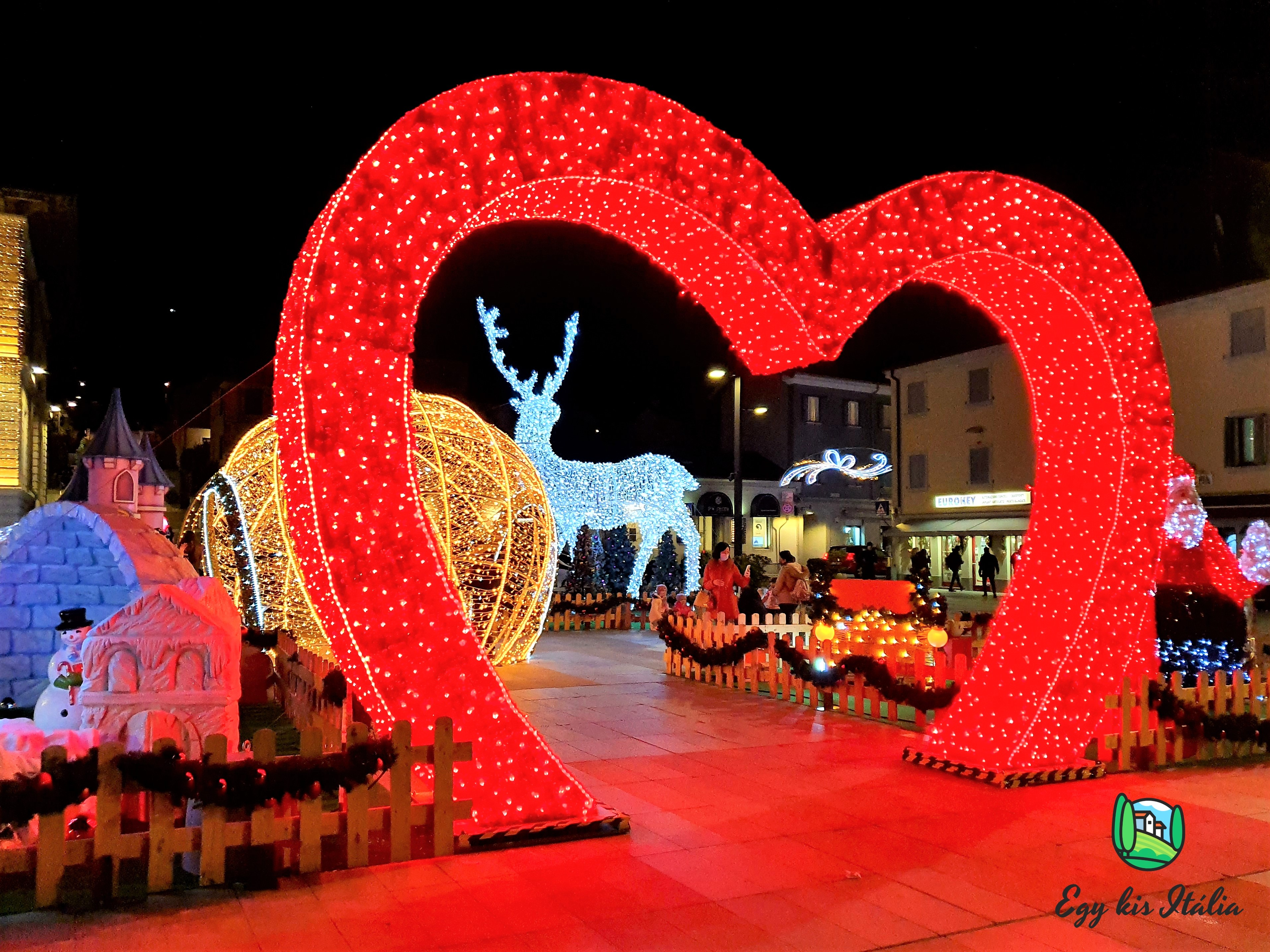 Pensieri e Auguri Natalizi - Karácsonyi Gondolatok és kívánságok Itáliából