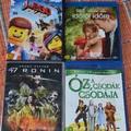 BD, DVD gyűjtemény bővülés