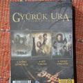 Gyűrűk Ura DVD kiadványok: A Gyűrűk Ura trilógia (moziváltozat, új kiadás) (3 DVD)