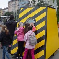 Csendautomata a Moszkván