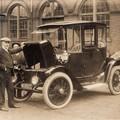 Az első elektromos autók megjelenése