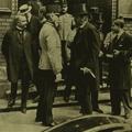 Tisza István gróf, magyar miniszterelnök megfenyegetése 1904-ben