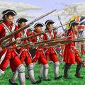 Miért pont vörös a brit vöröskabátosok egyenruhája?