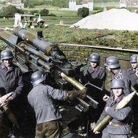 A rettegett német 88 mm-es ágyú