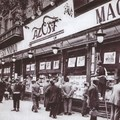 Hogyan terjesztették az újságokat a 100 évvel ezelőtti Budapesten?