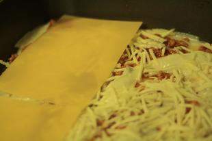 Egy tökéletes lasagne!