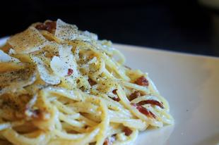 Olasz ízek és a carbonara spagetti