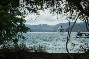 Hajónapló 8. nap: Dolgozni jöttem, nem nyaralni