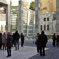 Nyugdíjas-időutazás a Holokauszt Emlékközpontban