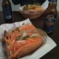 Vietnámi street food sandwich