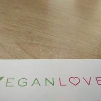 Vegan Love - a vegan burgeres