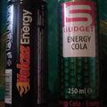 S Budget Energy Cola