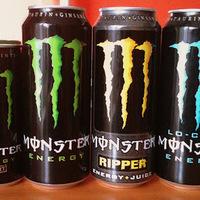 Monster Energy és Monster Energy Export