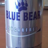Blue Bear (Sugarfree) - dobozváltozás