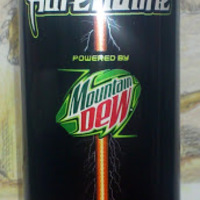 Adrenaline, powered by Mountain Dew