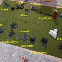 Skaven-ork csatajelentés