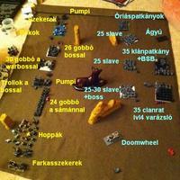 Skaven - Éjgoblin csatajelentés