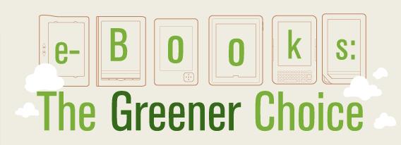 E-könyv: a zöldebb választás