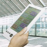 Fujitsu FLEPia - az első színes e-könyv olvasó