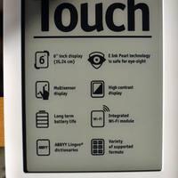 PocketBook Touch – PB 622,  avagy az ukránok már a nappaliban vannak