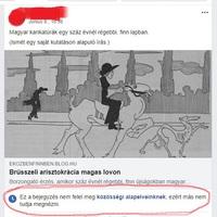 Kimoderált a Facebook