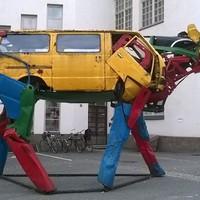 Transformers tehén Tamperében