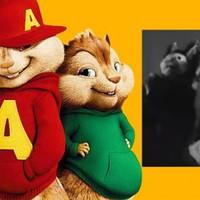Alvin és a mókusok finnül