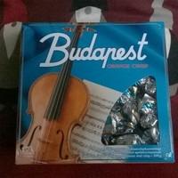 Narancsízű Budapest