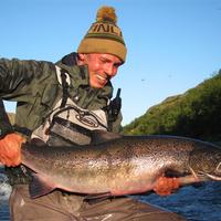 Egy színész az év horgásza a finneknél
