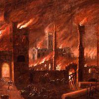 350 éve volt a Nagy Londoni Tűzvész