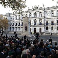 A tűzszünet századik évfordulóját ünneplik