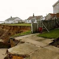 Tengerparti brit városok tűnnek el hamarosan a Föld színéről