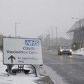 Beköszöntött az igazi tél Angliában