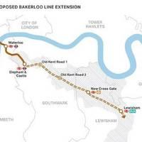 Meghosszabbítják a Bakerloo line-t Lewishamig