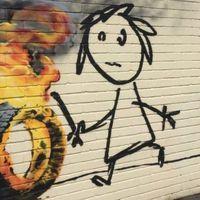 Hol találni Banksy alkotásait?
