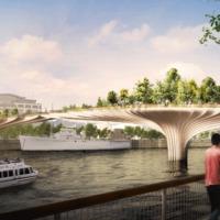Épül a jövő hídja, a Garden Bridge