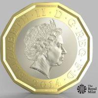 Megújulnak az angol pénzérmék