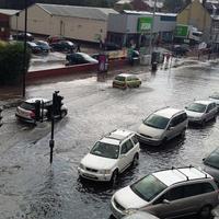 Hőség után özönvíz Londonban - képekkel