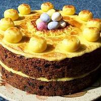Készül a húsvéti Simnel torta