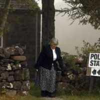 A britek szeme Skócián: a döntés órái