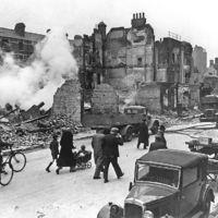 1940 karácsonya a bombázásokról szólt
