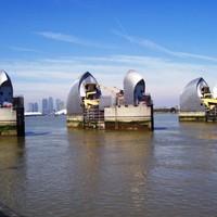 A Temze-gát - ami nélkül nem élne túl London