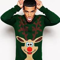Menő lett a karácsonyi pulcsi