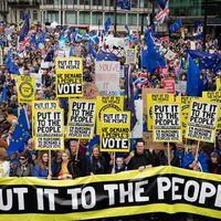 Ismét legalább félmillióan követelték a Brexit leállítását