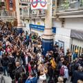 Folytatódik a Central line dolgozóinak sztrájkja