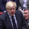 Johnson is megkapta első pofonját a parlamenttől