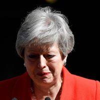 Könnyek közt jelentette be May, hogy júniusban távozik
