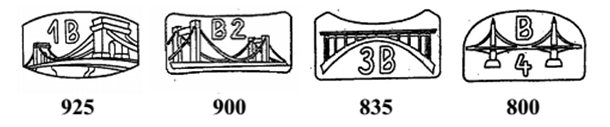 1867 óta hazánkban a nemesfém tárgyak jelzését törvény szabályozza 6a8402dc9a